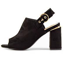 Босоножки Allshoes 8744-5 Ж 560918 Черные