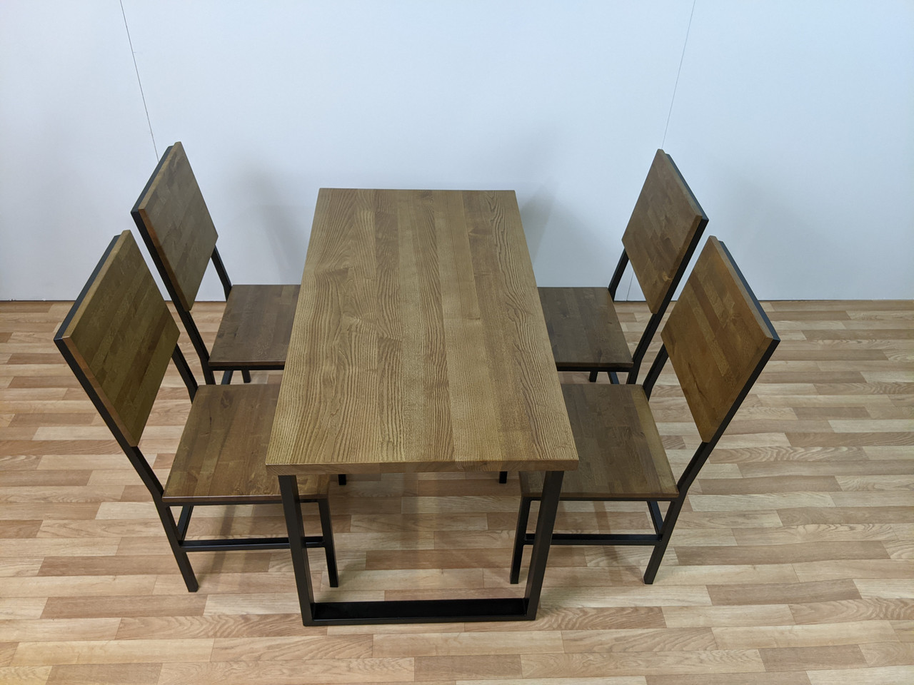 Комплект для кафе Стіл 120х70 і 4 Стільця