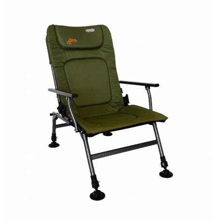 Рыболовное карповое кресло Novator SR-2 ( 120 кг )
