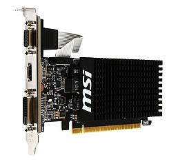 Відеокарта MSI GeForce GT 710 (GT 710 2GD3H LP)