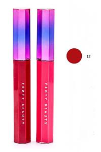 Жидкая матовая помада FENTY BEAUTY by Rihanna Matte Liquid Lipstick №12