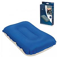 Надувная подушка для плавания и сна с ремкомплектом Bestway Бествей