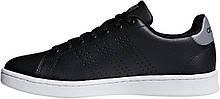 Кеды мужские adidas Advantage, черный/белый, 38,5