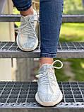 Adidas Yeezy Boost 350 Cloud White (белые), фото 2