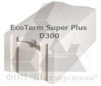 Газоблоки AEROC EcoTerm Super Plus 375x200x600