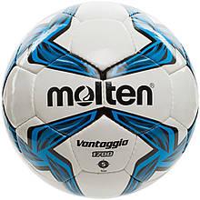 Мяч футбольный Molten, белый/красный, 5