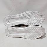 Летние мужские кроссовки (Больших размеров) в стиле Reebok Кожа+сетка черные 46,47,48,49,50, фото 8