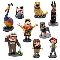 Набір з 9 фігурок з м\ф Вперед і вгору (Вверх) Disney