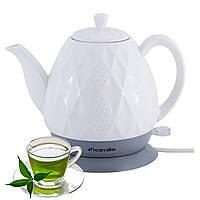 Чайник электрический, керамический 1.5л. KM-1727, фото 1
