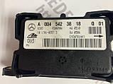 Датчик прискорення А0045423818 кутової швидкості прискорення Mercedes ML W164 / GL X164 Мерседес мл гл 164, фото 5