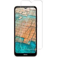 Защитное стекло CHYI для Nokia C20 0.3 мм 9H в упаковке