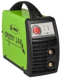 Сварочный инвертор HELVI Green 148 + carry case.
