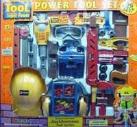 игровой набор инструментов 2033 на 56 предметов