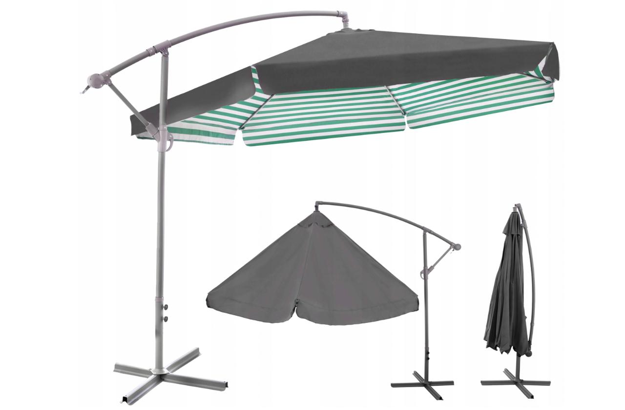 Садова парасолька BLUEGARDEN OGR-09960, OGR-09961 (300см)