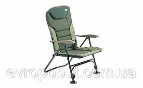 Кресло карповое Mivardi Comfort супер усилиное нагрузка 160кг + адаптер D25