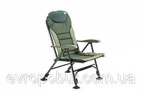 Кресло рыбацкое Mivardi карповое усилиное Chair Comfort Quattro нагрузка 160кг