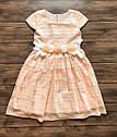 Святкова дитяча сукня на 7-8 років, сукня на випускний в садок, фото 2