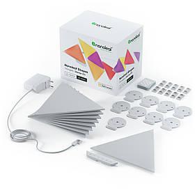 Умная система освещения Nanoleaf Shapes Triangles Starter Kit Apple Homekit - 9 шт.