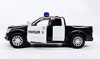 Поліцейська машинка Автопром 7966, фото 4