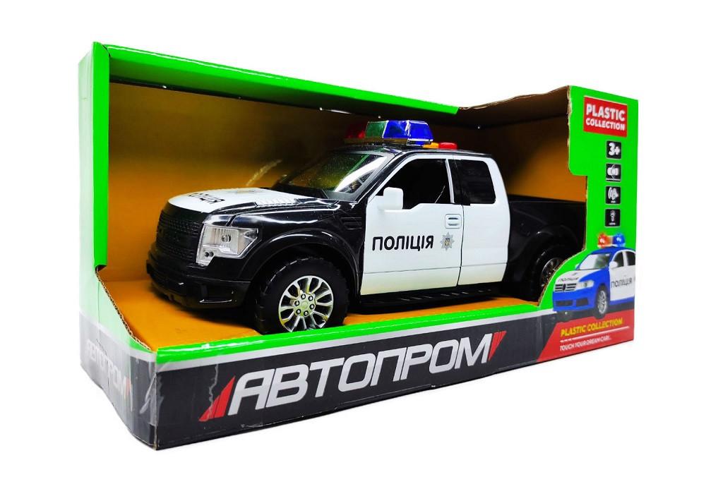 Поліцейська машинка Автопром 7966