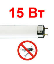 Лампа ультрафиолетовая для уничтожителя насекомых(электро мухобойка) на 100 м²