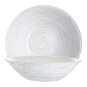 Салатник круглий Luminarc STONEMANIA WHITE H3544 165 мм, фото 2