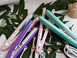 Міні Гофре утюжок для прикореневого об'єму ProGemei, фото 5