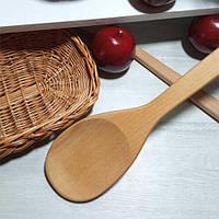 Велика Дерев'яна ложка для кухні 68,5 см
