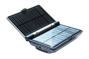 Портативні сонячні батареї