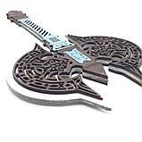 Топор викинга Детский деревянный игрушечный топорик Лабрис для юных рыцарей, фото 3