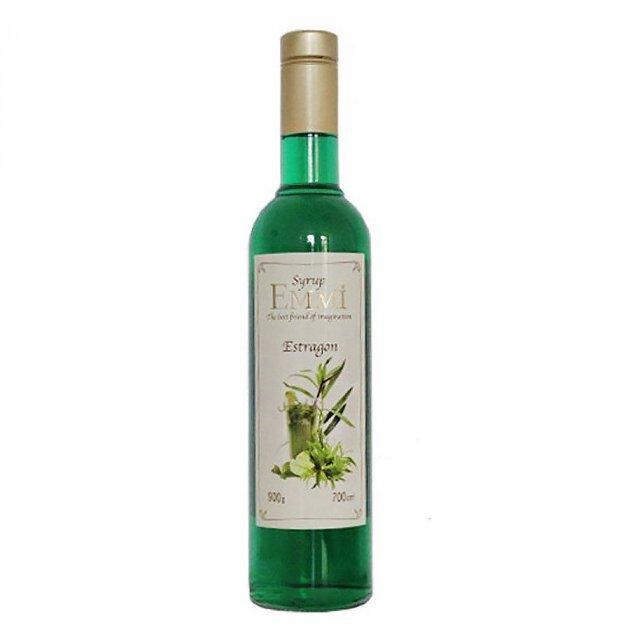 Сироп Эмми (Емми) Тархун 700 мл (900 грамм) (Syrup Emmi Estragon 0.7)