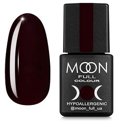 Гель-лак MOON FULL Winter 2021 №672 шоколадно-вишневый,8 мл.