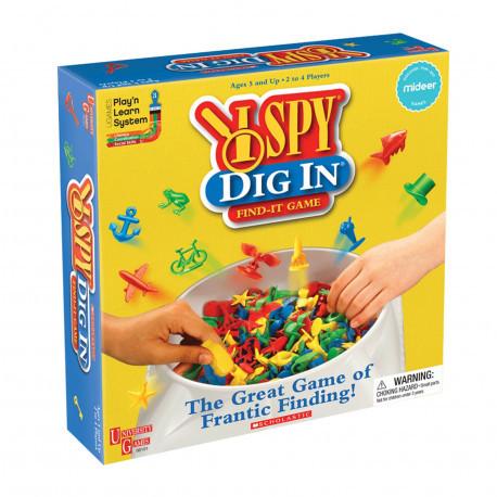 Настільна гра «Я- сищик» Mideer Toys