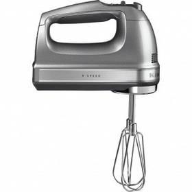 Миксер KitchenAid 5KHM9212ECU сріблястий