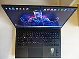 НОВЫЙ Ноутбук HP OMEN 15-ek0001nl 15.6 IPS FHD 144Hz Intel Core i7-10750H 16GB SSD 1TB GeForce RTX2060 6gb, фото 4