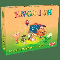 Игра настольная Artos Games ЛОТО (Английский язык) (GAG10024)