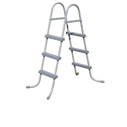 Сходи для басейнів Bestway 58335 (107 см), двосекційна