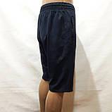 Шорти чоловічі трикотажні до коліна видовжені, фото 6