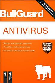Антивирус Bullguard Antivirus 1 device 1 year Global