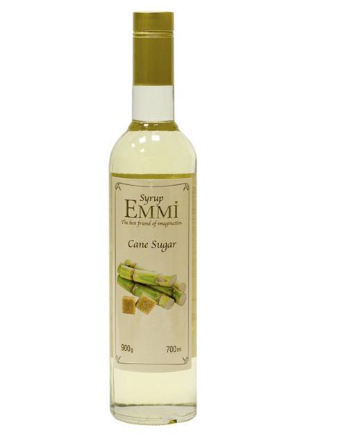 Сироп Эмми (Емми) Тростниковый сахар 700 мл (900 грамм) (Syrup Emmi Cane sugar 0.7)