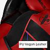 Боксерские перчатки Hayabusa S4 - Красные 16oz, фото 4
