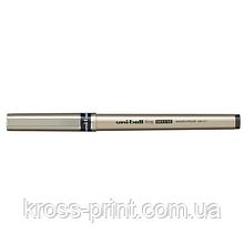Роллер DELUXE, 0.7мм, черный