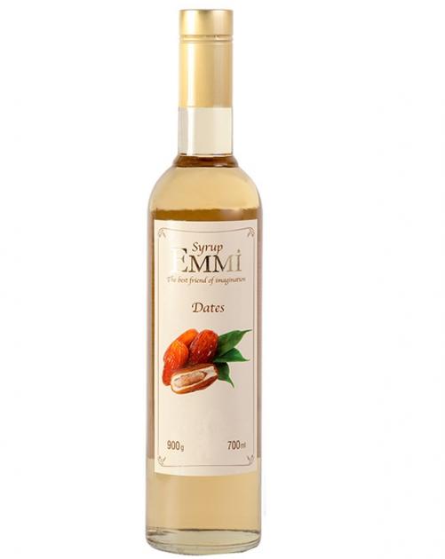 Сироп Эмми (Емми) Финик 700 мл (900 грамм) (Syrup Emmi Dates 0.7)