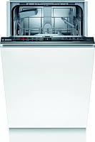 Встраиваемая посудомоечная машина Bosch SPV2HKX41E [45см], фото 1