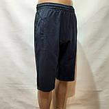 М,Л, р. Шорты мужские трикотажные до колена удлиненные, фото 3
