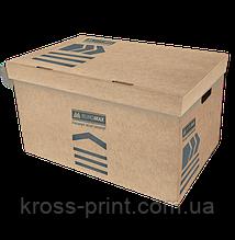 Короб для архівних боксів, KRAFT, JOBMAX, 560х380х265 мм