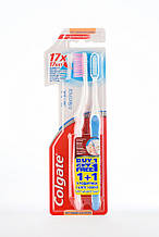 Зубна щітка Colgate SLIM SOFT 1+1