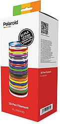 Набор нити 1.75мм PLA для ручки 3D Polaroid (22 цвета) (PL-2503-00)