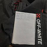 50,52,р. Шорты мужские трикотажные до колена х/б темно-серые, фото 7