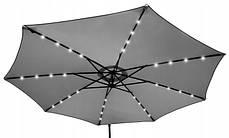 Садова парасолька  Malatec 12267, 32LED (350см), фото 3